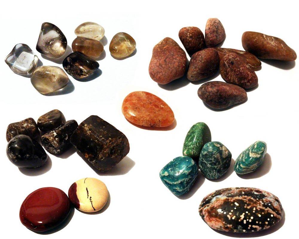 wlasciwosci kamieni